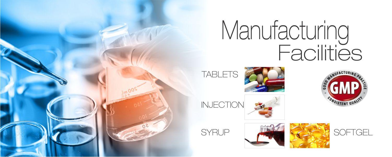 Pharma Manufacturers